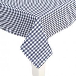 Teflonový obrus kocka modrý...