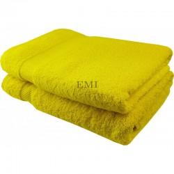 Osuška Bavlnená žltá 70x140 cm