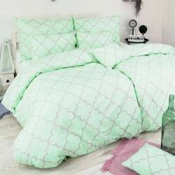 Bavlnené obliečky Dolce zelené