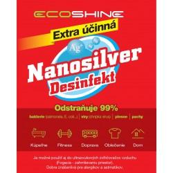 NanoSilver dezinfekt, 5l