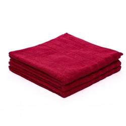 Osuška 70x140 cm, červená