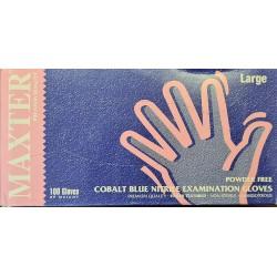 Nitrilové rukavice 100ks, L