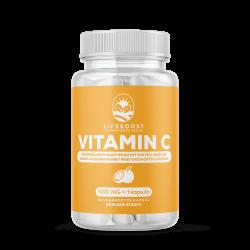 Vitamín C, 90 kapsúl -...