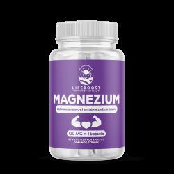 Magnezium 60 kapsúl -...
