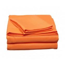 Pevná plachta oranžová