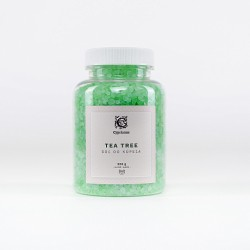 Soľ do kúpeľa tea tree 650g