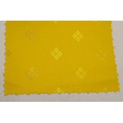 Štóla ST žltá, 30x240 cm, 5 ks