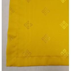 Štóla ST žltá, 45x130 cm, 6 ks