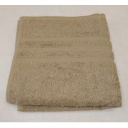 Uterák bavlnený 50x100, béžová